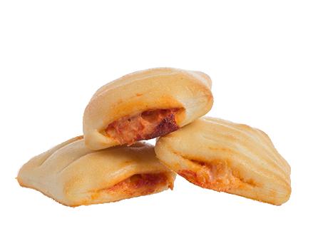 Prodotto Rustico Pomodoro e Mozzarella | Delice Lab