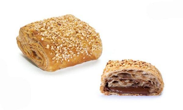 CV0004 Fagotto vegano alla crema di nocciole e cereali - Delice Lab