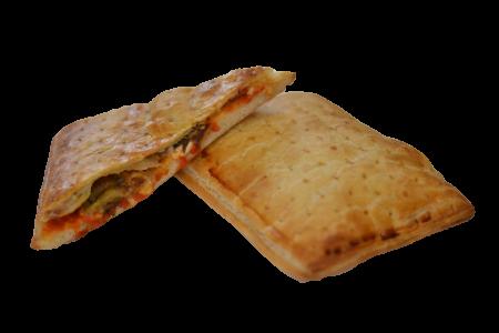 Prodotto | Pizza farcita Siciliana (monoporzione) | Delice Lab