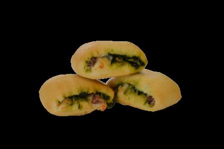 Prodotto | Panino mignon con friarielli, salame e provola | Delice Lab